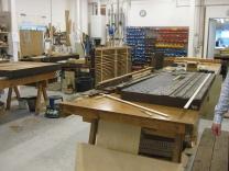 Sound Boards Restoration